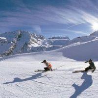 Горнолыжный комплекс Снегорка