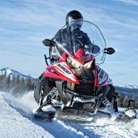 Прогулки на снегоходах в Белокурихе