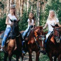 Конные прогулки в Белокурихе