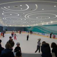 Каток. Торгово-развлекательный центр Красный кит