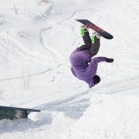 Сноубординг горнолыжный комплекс «Истлэнд»