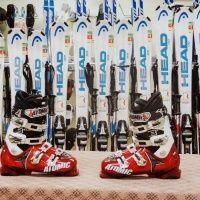 Горные лыжи в Парк-отеле Белый Соболь