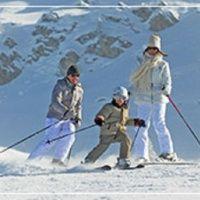 Горные лыжи «КАЛИНКА-МОРОЗОВ»