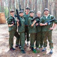 ЛАЗЕРТАГ клуб Shooter