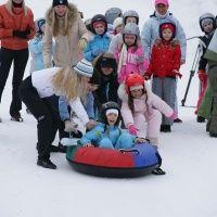 Катание на сноутюбах на в  Фанпарке «Бобровый лог»