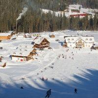 Горные лыжи в Горной Саланге