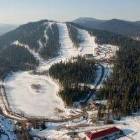 Сноубординг в Горной Саланге