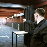 Тир огнестрельного оружия ЧОУ ДПО «Единый центр обучения»