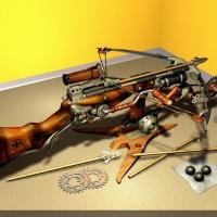 Стрельба из арбалета ССК «Виктория»
