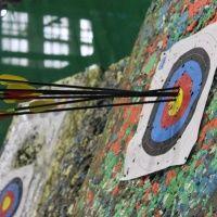 Стрельба из лука. Фехтовальный центр «РИФ»