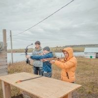 Стрельба из лука и арбалета. KVADRO58