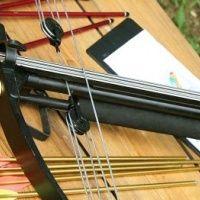 Стрельба из арбалета. Комплекс Стальной Азарт
