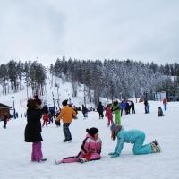 Катание на коньках «Пухтолова гора»