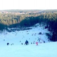 Сноубординг на курорте «Пухтолова гора»