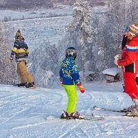 Горнолыжный курорт «Снежный»