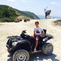 Экскурсии на квадроциклах в Анапе