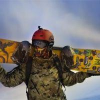 """Катание на сноуборде в """"Туутари-Парк"""""""