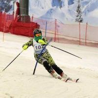 """Катание на горных лыжах в ГК """"СНЕЖ.КОМ"""""""
