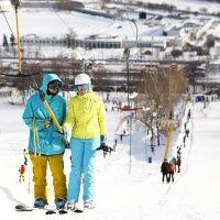Горные лыжи в «Лата Трэк»