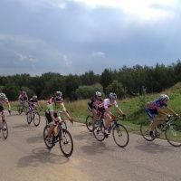 Велоспорт в Лата Трэке