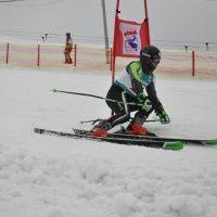 """Горные лыжи в ГК """"Красная горка"""""""
