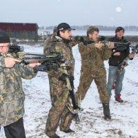 Стрельба из арбалета ДОСААФ