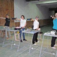 Пулевая стрельба ДОСААФ
