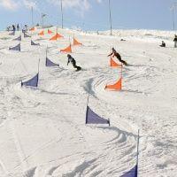 Горные лыжи в Ново-Переделкино
