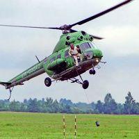 Вертолетный спорт ДОСААФ