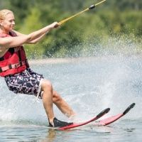 Водные лыжи Sochi Charter