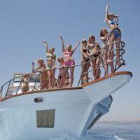 Морская экскурсия на Яхтах и Катерах