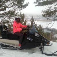 """Туры на снегоходах """"Адмирал"""""""