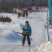 "Катание на лыжах в ГК ""Норд Стар"""