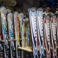 """Горные лыжи на базе отдыха """"Южный склон"""""""