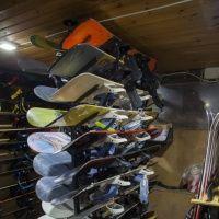 """Катание на сноуборде на базе отдыха """"Южный Склон"""""""
