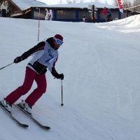Горные лыжи Спортивная деревня «Новинки»