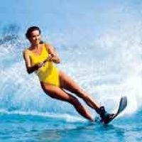 Водные лыжи яхт-клубе «Адмирал»