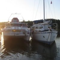 Аренда моторной и парусной яхты ЖЕЛТЫЙ ПАБ