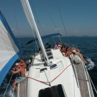 Активный отдых на яхте Роялкэп