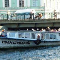 Экскурсии по рекам и каналам Лахта Марин