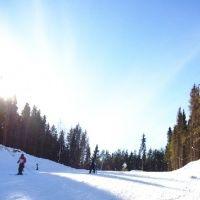 Горнолыжный спуск «Милая Гора»