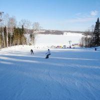 Сноубординг на Плёсе