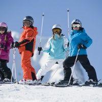 Прокат лыжного инвентаря в СК «Локо-мотив»