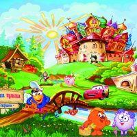 Детская игровая комната  «МУЛЬТИ-ПУЛЬТИ»