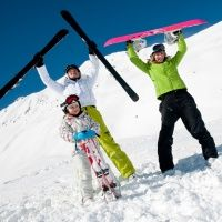 Прокат лыж Tirol club