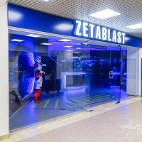 Лазерные бои ZetaBlast
