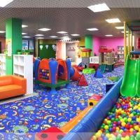Игровые комнаты Карамелька