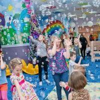 Детская игровая комната Елки-иголки