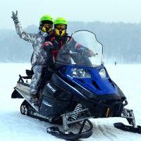 Прогулки и развлечения на снегоходая ActiveBaikal