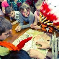Детский развлекательный центр Империя инков
